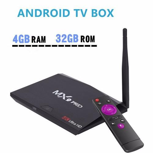 TV BOX MX9 PRO RAM 4GB Ổ CỨNG 32GB