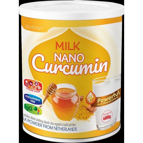 Sữa nghệ Nano Curcumin - 7588723 , 17645639 , 15_17645639 , 600000 , Sua-nghe-Nano-Curcumin-15_17645639 , sendo.vn , Sữa nghệ Nano Curcumin