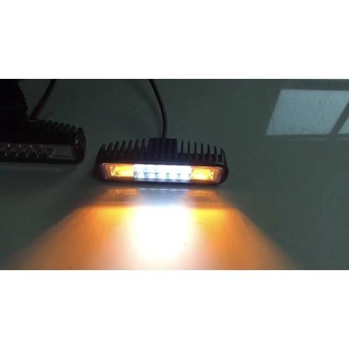 Đèn led Đèn led trợ sáng đèn trợ sáng ô tô Đèn trợ sáng 2 màu trắng vàng - 7976385 , 17645920 , 15_17645920 , 350000 , Den-ledDen-led-tro-sangden-tro-sang-o-toDen-tro-sang-2-mau-trang-vang-15_17645920 , sendo.vn , Đèn led Đèn led trợ sáng đèn trợ sáng ô tô Đèn trợ sáng 2 màu trắng vàng