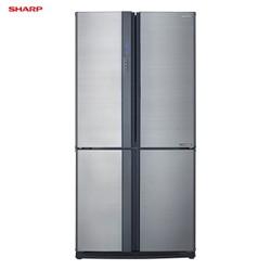 Tủ Lạnh Inverter Sharp SJ-FX631V-SL - 556L