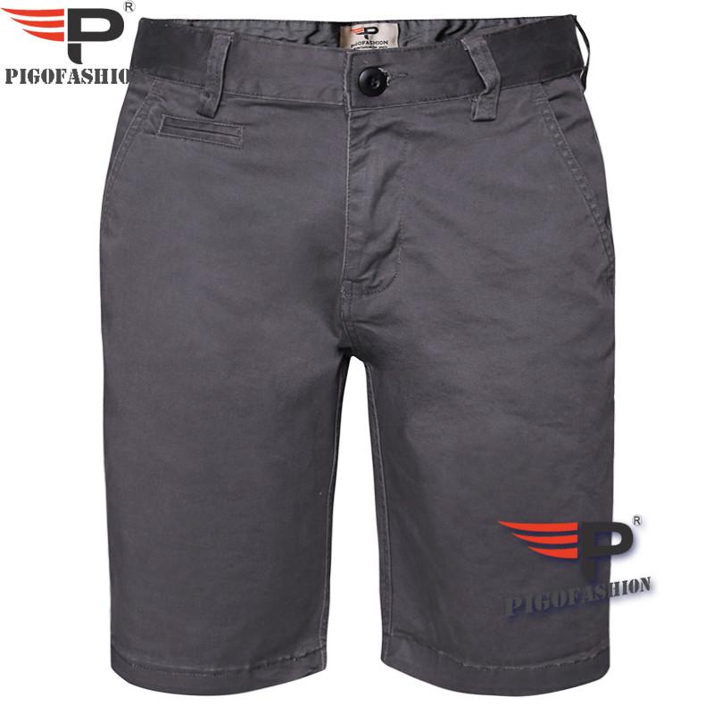 Siêu Đẹp - Quần short kaki co giãn Pigofashion chuẩn xmen cao cấp PSK03 - 8-nhiều màu 4