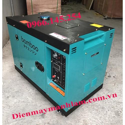 máy phát điện BmB 8800ET dầu