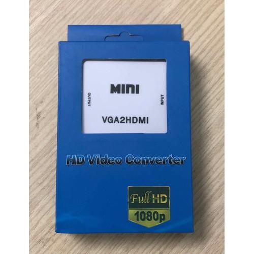 bộ chuyển đổi VGA Sang HDMI MINI