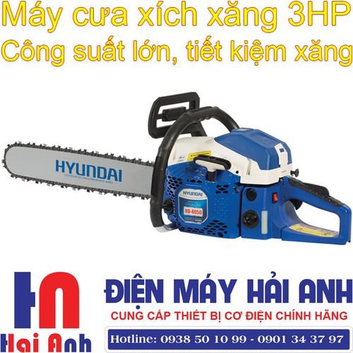 Máy cưa xích chạy xăng Hyundai HD-8050 3HP - Cưa máy mini cầm tay cắt xẻ thân cây gỗ lớn dễ dàng - 7974217 , 17642928 , 15_17642928 , 2680000 , May-cua-xich-chay-xang-Hyundai-HD-8050-3HP-Cua-may-mini-cam-tay-cat-xe-than-cay-go-lon-de-dang-15_17642928 , sendo.vn , Máy cưa xích chạy xăng Hyundai HD-8050 3HP - Cưa máy mini cầm tay cắt xẻ thân cây gỗ