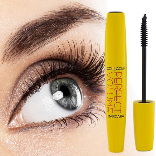 MASCARA chuốt mi cao cấp BENEW COLLAGEN PERFECT VOLUME 12ml