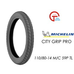 City Grip Pro 110/80-14 TL/TT