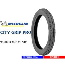 City Grip Pro 90/80-17 TL/TT