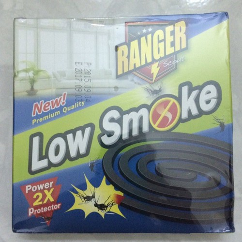 Nhang muỗi Thái Ranger Low Smoke - 8005922 , 17686608 , 15_17686608 , 13000 , Nhang-muoi-Thai-Ranger-Low-Smoke-15_17686608 , sendo.vn , Nhang muỗi Thái Ranger Low Smoke