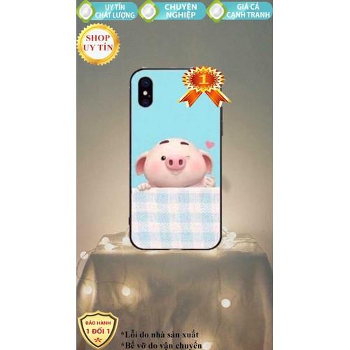 Ốp lưng iphone 6plus kính cường lực Bé Hợi Siêu Cool 2019! mẫu 29
