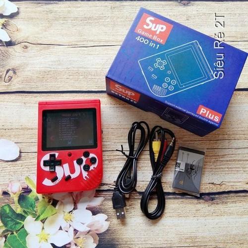 máy chơi game SUP sẵn 400 trò trong máy