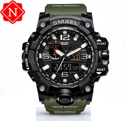 Đồng hồ thể thao SMAEL - Đồng hồ nam cao cấp