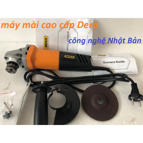 Máy mài, máy cắt cầm tay DERA 650W