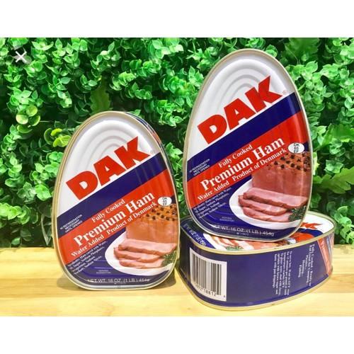 Thịt hộp cao cấp Dak Premium Ham 454g của Mỹ - 7996888 , 17674453 , 15_17674453 , 130000 , Thit-hop-cao-cap-Dak-Premium-Ham-454g-cua-My-15_17674453 , sendo.vn , Thịt hộp cao cấp Dak Premium Ham 454g của Mỹ