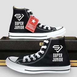 Giày sneaker unisex Super Junior