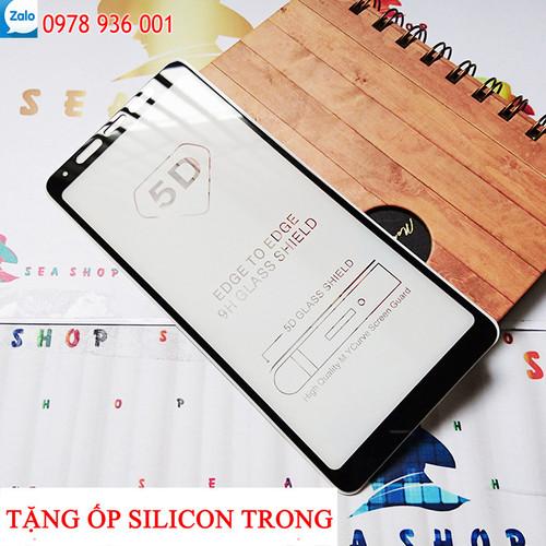 [TẶNG ỐP] Kính cường lực 5D Samsung Galaxy A9 2018 - A920 full màn hình