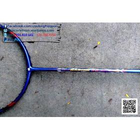 Vợt cầu lông Apacs Rapier 88 - Màu tím mới - có lưới - APRAPIER88LU