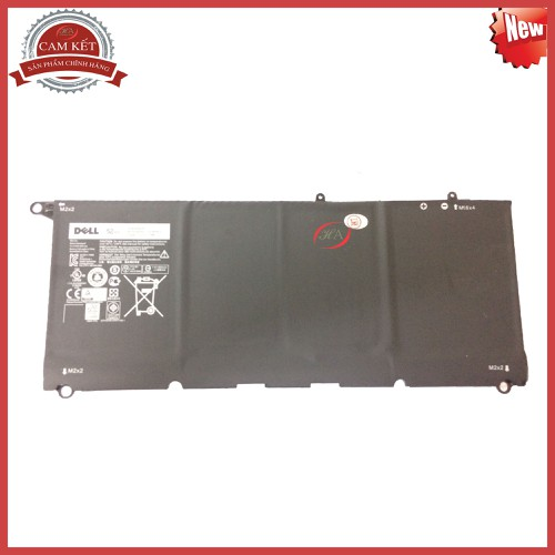 Pin laptop dell 90V7W 52 Wh