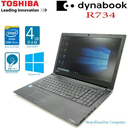 Laptop Nhật Bản T0SHlBA Dynabook R734 Core I5-4310M, 4GB Ram, 500gb HDD, Siêu Bền - 8000066 , 17679178 , 15_17679178 , 5850000 , Laptop-Nhat-Ban-T0SHlBA-Dynabook-R734-Core-I5-4310M-4GB-Ram-500gb-HDD-Sieu-Ben-15_17679178 , sendo.vn , Laptop Nhật Bản T0SHlBA Dynabook R734 Core I5-4310M, 4GB Ram, 500gb HDD, Siêu Bền