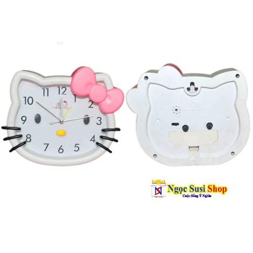Đồng hồ để bàn báo thức Mèo Kitty hồng - 7592414 , 17675699 , 15_17675699 , 75000 , Dong-ho-de-ban-bao-thuc-Meo-Kitty-hong-15_17675699 , sendo.vn , Đồng hồ để bàn báo thức Mèo Kitty hồng