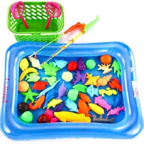 Bộ đồ chơi câu cá cho bé tặng kèm bể phao - 7998016 , 17676221 , 15_17676221 , 79000 , Bo-do-choi-cau-ca-cho-be-tang-kem-be-phao-15_17676221 , sendo.vn , Bộ đồ chơi câu cá cho bé tặng kèm bể phao