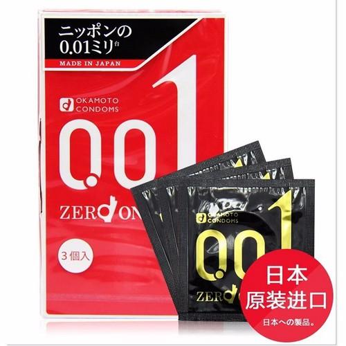 Bao cao su 001 Okamoto Nhật Bản hộp 3 chiếc - 8003524 , 17684076 , 15_17684076 , 210000 , Bao-cao-su-001-Okamoto-Nhat-Ban-hop-3-chiec-15_17684076 , sendo.vn , Bao cao su 001 Okamoto Nhật Bản hộp 3 chiếc