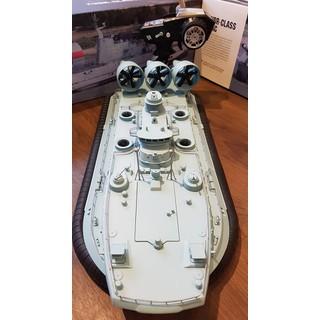 Thuyền điều khiển từ xa - Tàu điều khiển đệm khí HG - NPC299 thumbnail