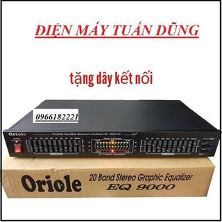 lọc xì âm thanh OREOLE EQ9000 TẶNG DÂY KẾT NỐI - OREOLE EQ9000 thumbnail
