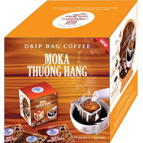 Cà phê túi lọc Moka Thượng Hạng hộp 120g - 7993195 , 17669869 , 15_17669869 , 137500 , Ca-phe-tui-loc-Moka-Thuong-Hang-hop-120g-15_17669869 , sendo.vn , Cà phê túi lọc Moka Thượng Hạng hộp 120g