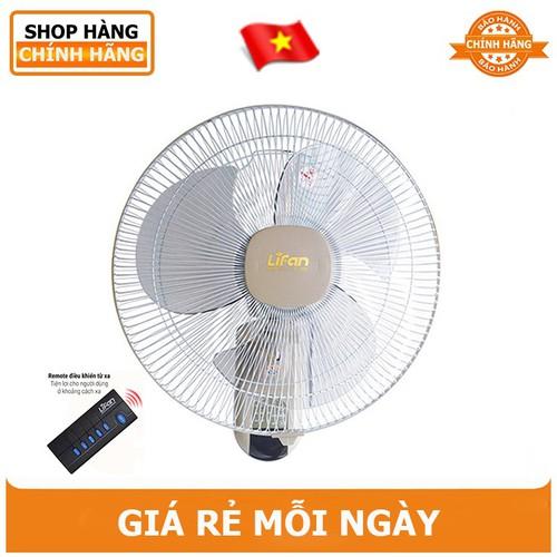 Quạt treo tường Remoter Lifan TE-1689 - hàng chính hãng - 8004700 , 17685096 , 15_17685096 , 629000 , Quat-treo-tuong-Remoter-Lifan-TE-1689-hang-chinh-hang-15_17685096 , sendo.vn , Quạt treo tường Remoter Lifan TE-1689 - hàng chính hãng