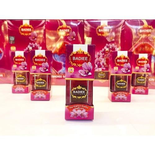 1gr Saffron Negin Iran chính hãng thương hiệu Badiee Nhụy Hoa Nghệ Tây - 7991140 , 17666214 , 15_17666214 , 250000 , 1gr-Saffron-Negin-Iran-chinh-hang-thuong-hieu-Badiee-Nhuy-Hoa-Nghe-Tay-15_17666214 , sendo.vn , 1gr Saffron Negin Iran chính hãng thương hiệu Badiee Nhụy Hoa Nghệ Tây