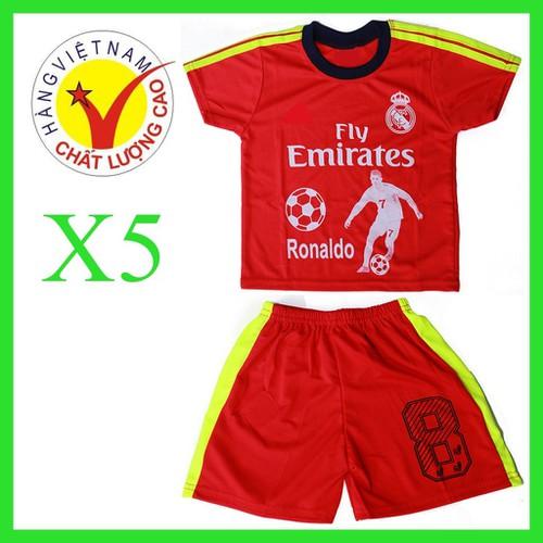 combo 5 bộ đồ thể thao cho trẻ em- 5 màu khác nhau - 7996375 , 17673899 , 15_17673899 , 300000 , combo-5-bo-do-the-thao-cho-tre-em-5-mau-khac-nhau-15_17673899 , sendo.vn , combo 5 bộ đồ thể thao cho trẻ em- 5 màu khác nhau