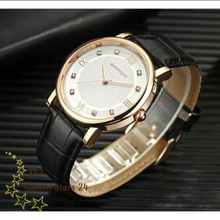 đồng hồ nam dây da - đồng hồ nam dây da GS010 thumbnail