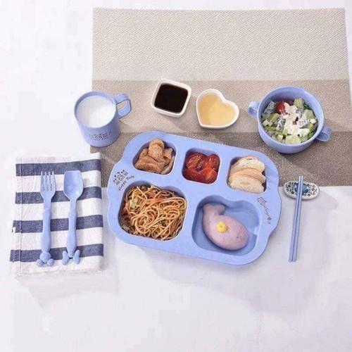 Khay cơm cho bé cho người lớn - 4910807 , 17689336 , 15_17689336 , 85000 , Khay-com-cho-be-cho-nguoi-lon-15_17689336 , sendo.vn , Khay cơm cho bé cho người lớn