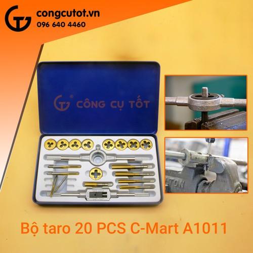 Bộ taro tạo ren C-mart - 8000423 , 17679854 , 15_17679854 , 350000 , Bo-taro-tao-ren-C-mart-15_17679854 , sendo.vn , Bộ taro tạo ren C-mart