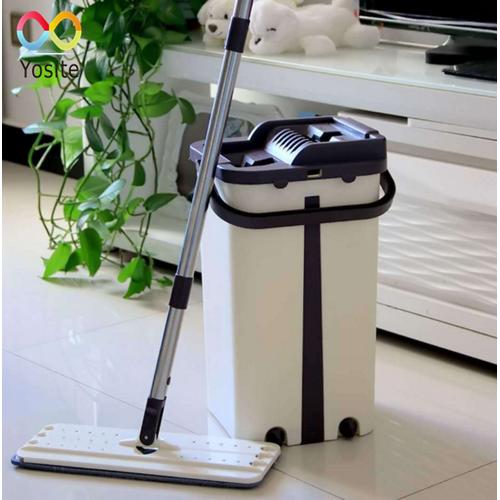 Cây lau nhà tự động vắt và làm sạch thông minh - 7998502 , 17676953 , 15_17676953 , 499000 , Cay-lau-nha-tu-dong-vat-va-lam-sach-thong-minh-15_17676953 , sendo.vn , Cây lau nhà tự động vắt và làm sạch thông minh