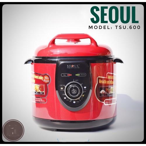 NỒI ÁP SUẤT ĐIỆN SEOUL TSU 600