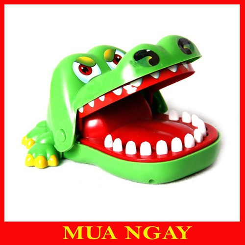Bộ đồ chơi cá sấu cắn tay Crocodile Dentist - 7991617 , 17667225 , 15_17667225 , 109000 , Bo-do-choi-ca-sau-can-tay-Crocodile-Dentist-15_17667225 , sendo.vn , Bộ đồ chơi cá sấu cắn tay Crocodile Dentist