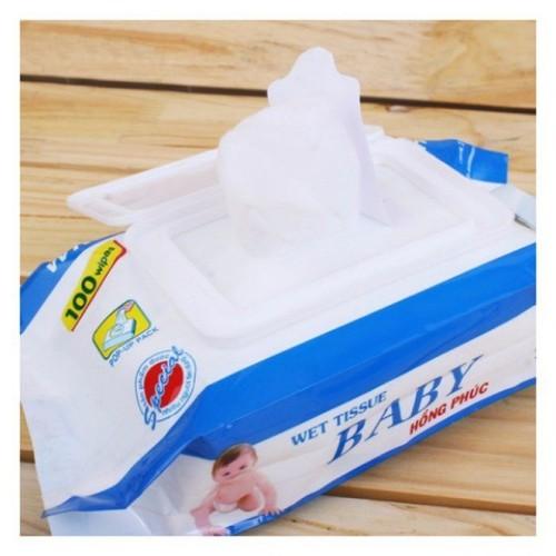 khăn giấy ướt