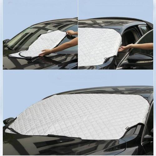 Bạt che nắng kính trước ô tô