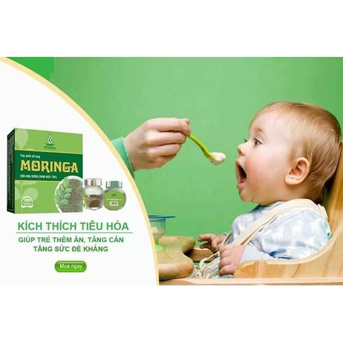 Dinh dưỡng cho trẻ biếng ăn