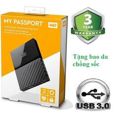 Ổ cứng di động 2TB Western Digital My Passport