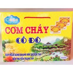 Cơm cháy Cố Đô đặc sản Ninh Bình xách 6 hộp - Vườn Đặc Sản