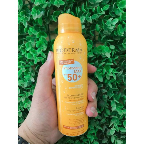 X ịt Chống Nắng Bioderma Photoderm Max Brume Solaire SPF 50
