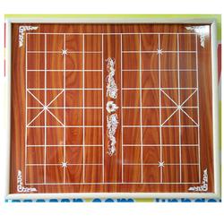 Bàn cờ tướng gỗ phẳng cỡ lớn BCT2