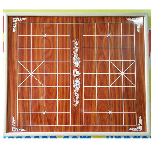 Bàn cờ tướng gỗ phẳng cỡ lớn