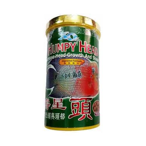 Thức ăn cao cấp giúp lên đầu cá La Hán Humpy Head 120g