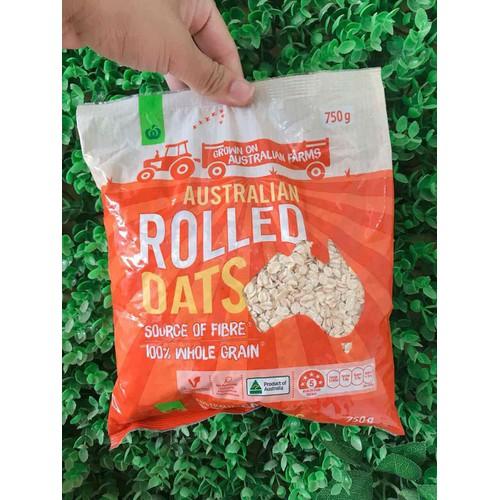 Yến mạch Úc Oat Meal