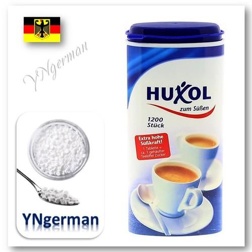 HUXOL Süßstoff 1200 Stück - Đường ăn kiêng HUXOL Süßstoff Đức
