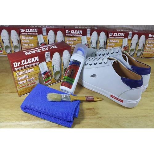 Tẩy trắng giầy dép túi xách DR.CLEARN