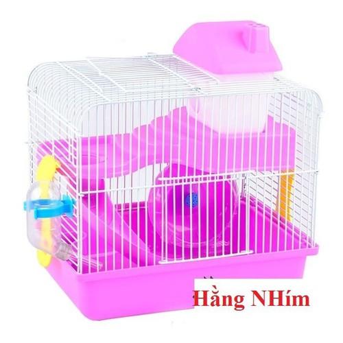 Lồng Hamster - Lồng Hamster Hoàng Tử To